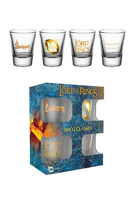 Lord Of The Rings, Shotglas GLA0007 5cl