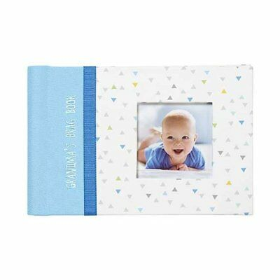 C.R. Gibson Grandma's Baby Boy Brag Book Photo Album Adventure...