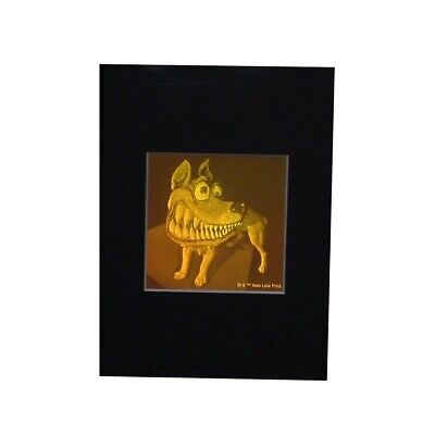 3D Mask Movie Dog Hologram Picture MATTED, Polaroid Photopolymer Film