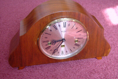 Bentima chiming mantle clock for spares/repair