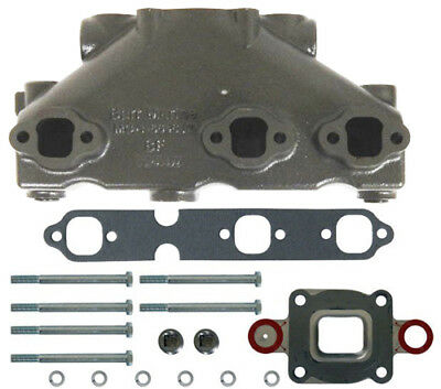 4.3 Mercruiser  Dry Joint Exhaust Manifold. Replaces 864612T01 V-6  Exhaust.