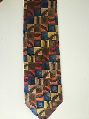 cravatta tie man silk/seta MISSONI made in italy nuova! new!