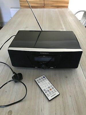 Roberts MP-Sound 23 CD/DAB Home Audio Sound System With FM RDS/MW/MP3/WMA