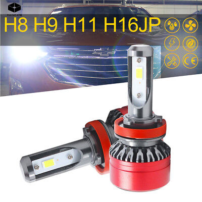H8/H9/H11 LED Lamp Headlight Kit Car Beam Bulbs 6000K White High Power light