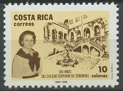 Costa Rica 1988 Stamp Scott #406 - MNH