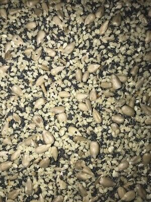Three Seed Mix (91044) Bay State Milling Seasame Sunglower Poppy 25 Lbs.  (VLT)*