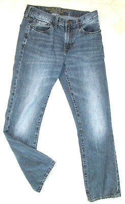 American Eagle Outfitters Mens Jeans Sz 30 x 32 Original Straight