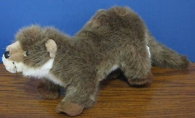 """Fiesta Toys Plush River Otter - 11"""" - 11 Inches Long"""