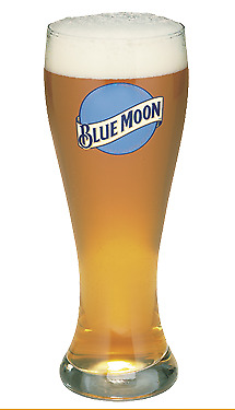 *NEW* Blue Moon Beer Glass - 23oz