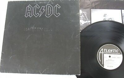 AC DC - LP - Back in Black