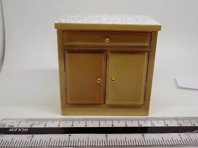1:12 Scale Kitchen Cupboard Unit Dolls House Miniature Kitchen