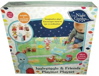 Igglepiggle In The Night Garden Knitting Pattern From Cbeebies Tv
