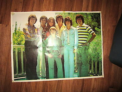 Osmond Posters Lot Of 5 See Pictures