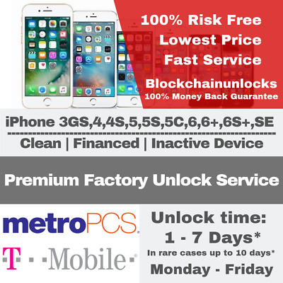 T-MOBILE USA CHECK Service Carrier Model SimLock Status For All