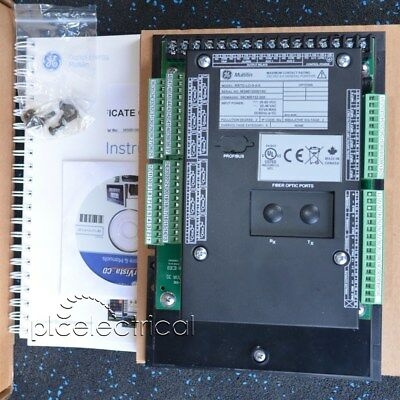 New GE Multilin RRTD Basic Remote RTD Module. RRTD-LO-0-0-0