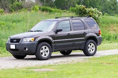 2007 Ford Escape XLT 2007 Ford Escape XLT