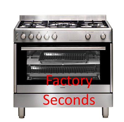 Euromaid Gas Oven + Gas Cooktop (GG90S)