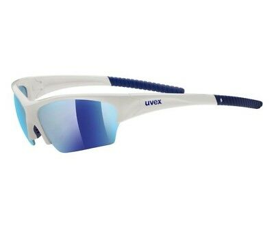 UVEX UVEX SUNSATION white blue