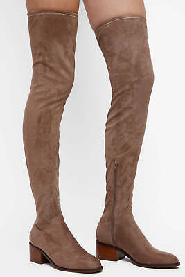 3ed189225e4 NEW STEVE MADDEN Black Thigh High Over the Knee Boots $149 - $99.99 ...