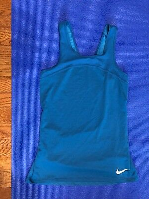 8384f156ccd707 Women s Nike Training Pro Hypercool Tank Top 832056 457 Size ...