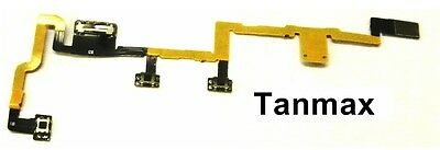 NEW iPad 2 Power GSM  A1395 A1397 Vol Switch On Off Control Key Flex Cable new