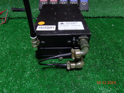DTC Communications TAC/COM-D-2 VHF Battery operated Tactical repeater w/ant/cab