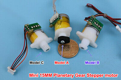 NMB PM35L 35mm Round Thin 4-phase 5-wire Stepper Motor Stepping Motor 7.5°/Step