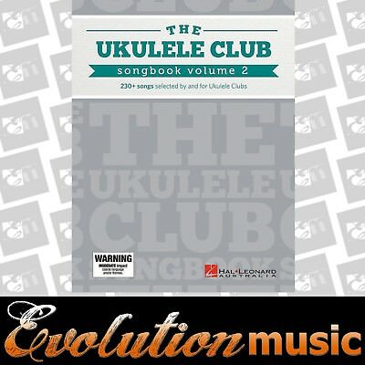 The Ukulele Club Songbook BOOK 2 Song Book