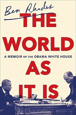 The World as It Is: A Memoir of the Obama Ben Rhodes [Hardcover] [English]