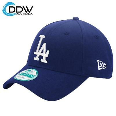 Los Angeles Dodgers New Era MLB Team 9Forty Hat Genuine LA Merchandise Cap