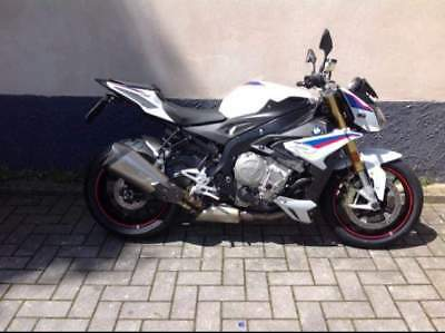 BMW S 1000 R Naked