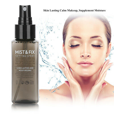 MENOW Natural Beauty Makeup Setting Spray Bottle Matte Finishing Long Lasting