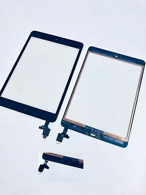 Apple iPad Mini 2 Digitizer Display Touchscreen IC Chip A1489 A1490 Schwarz -