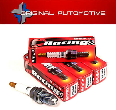 Dor14Lgs  X4 Brisk Premium Racing Spark Plug Tuning High Performance