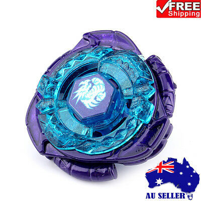 4D Metal Master Beyblade Top Rapidity Fight Launcher Grip Toy Collections Set AU