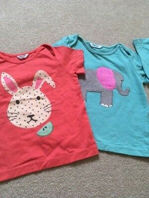 2 X Baby Boden T shirts 6-12m GREAT CONDITION