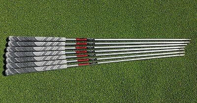 KBS C-Taper 130X Shafts 5-GW plus Golf Pride MCC Plus 4 grips