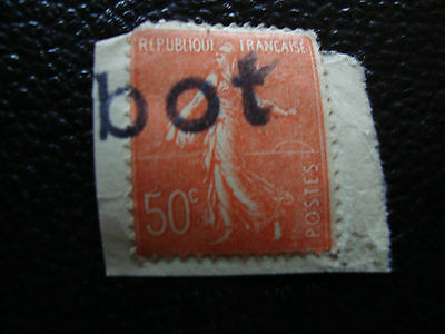 FRANCE - stamp yvert and tellier n° 199 obl (A15) stamp french