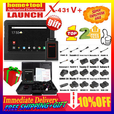 Launch CR8021 OBDII Diagnostic Scan Tool Oil TPMS BMS EPB ABS SRS DPF Reset Tool