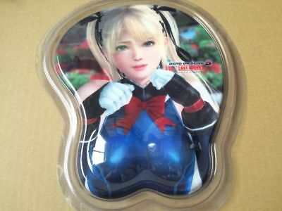 DEAD OR ALIVE 5 Last Round Mary · Rose 3D Mouse Pad limited JAPAN