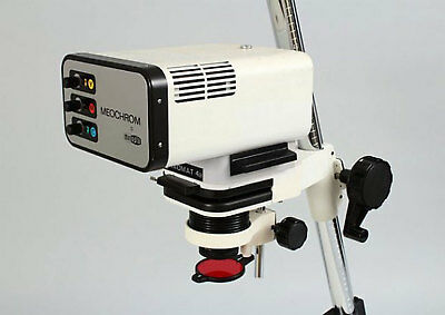 Meopta MEOCHROM 2 Colour Head Enlarger with Minolta Lens &  base board (0041)