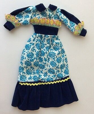 Groovy Dress suit Sindy size fashion doll vintage doll clothes