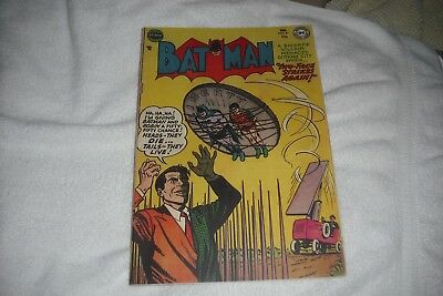 Batman #-81 ( 1950 ),a Very  Nice Outside Inside Facsimile Covers Only