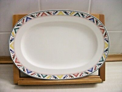 Villeroy & Boch Indian Look 1 Platte 29 x 20 cm Schale