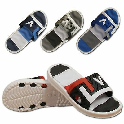 Kids Boys Girls Summer Slip On Sliders Pool Shoes Beach Swimming Infants Size