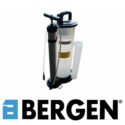 BERGEN Manual Fluid Extractor 9LTR 3047