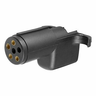 CURT 57621 6-Way Round Electrical Adapter