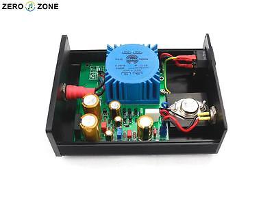 25W Ultra-low noise Linear Power supply Talema TO-99 MOS PSU for Phono amp DC15V