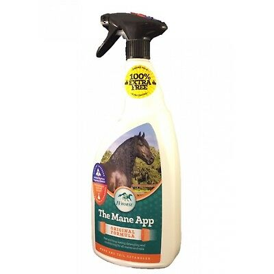 The 'Mane App' Original Mane and Tail Detangler One 1 Litre