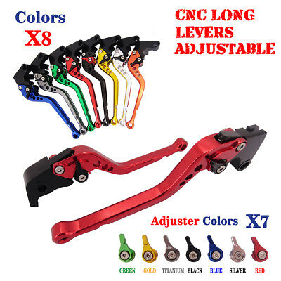 Short Long Brake Clutch Levers for Honda VF750S CBF1000 CB1300ST Super Touring